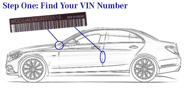 Mercedes benz takata airbag recall in oklahoma city for Vin decoder mercedes benz