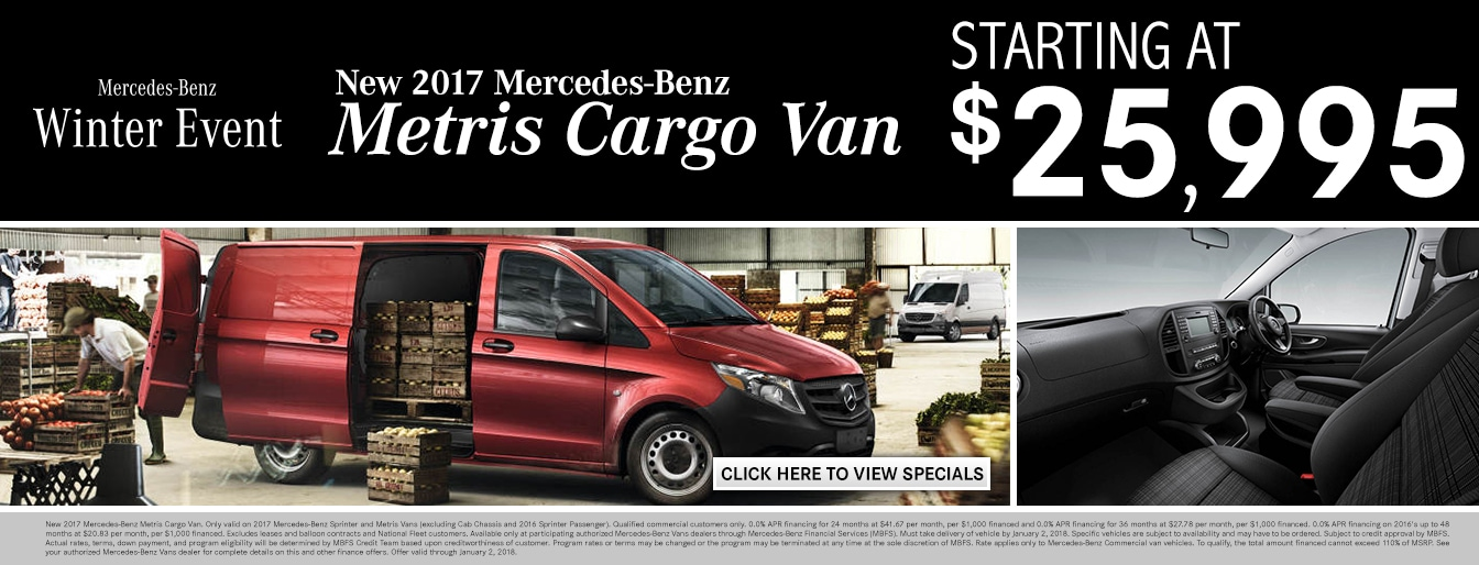 Mercedes benz and sprinter van sales service and parts in for Mercedes benz okc