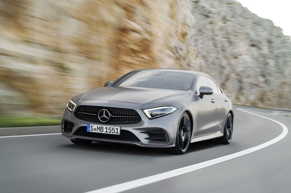 2019 Mercedes-Benz CLS Coupe in Oklahoma City