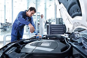 MercedesBenz Express Service In OKC - Authorized mercedes benz repair shops