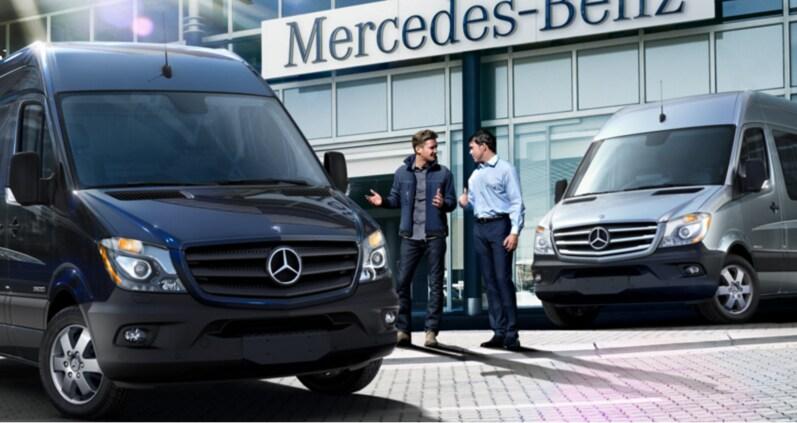 Mercedes Benz Sprinter Van Service In Oklahoma City