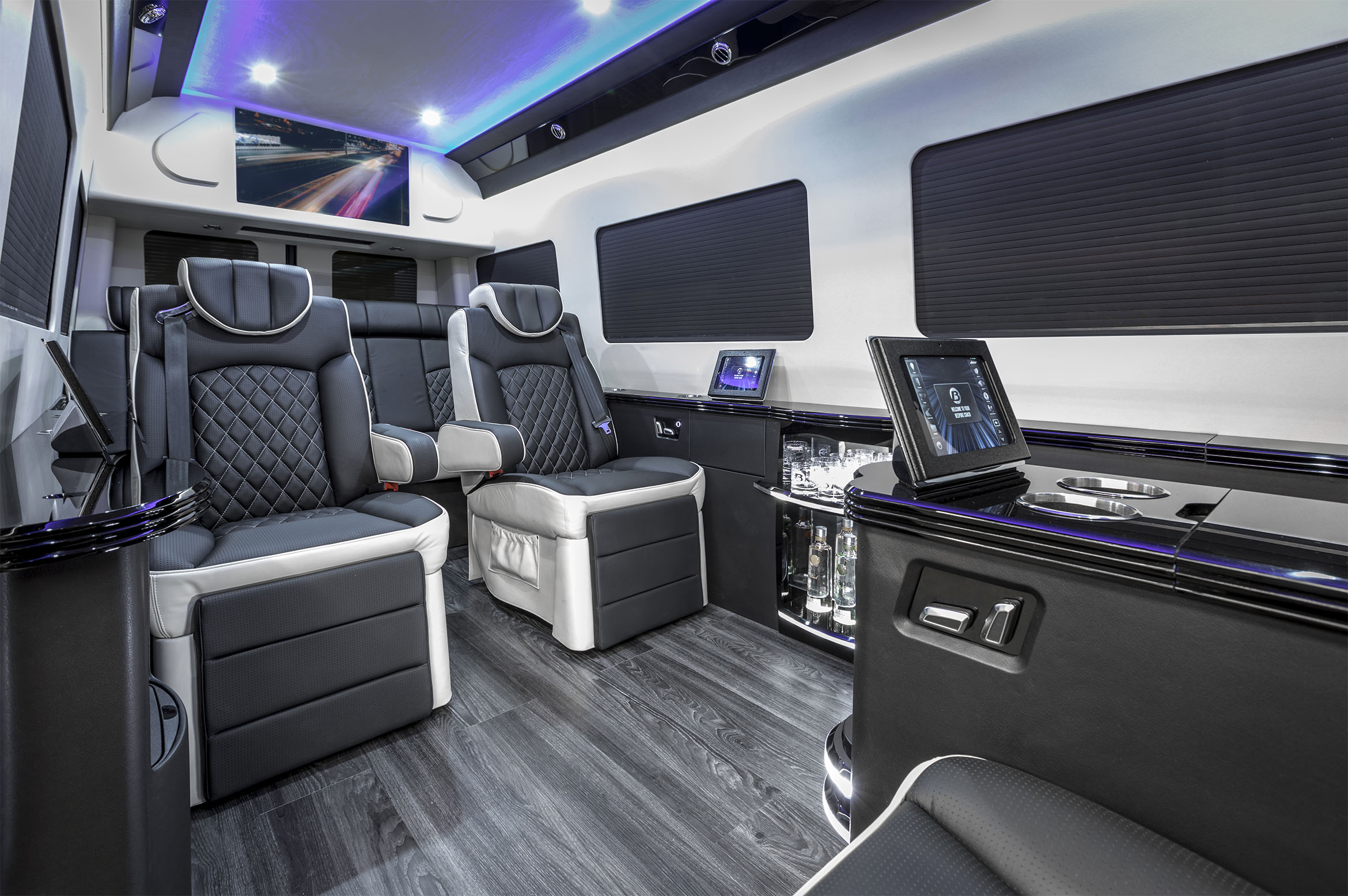 Mercedes Benz Of Oklahoma City Has Partnered With Bespoke Coach To Bring You The Ultimate In Luxury Van Conversions Ranging From Most Premiere