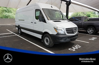 2018 Mercedes-Benz Sprinter 2500 Cargo 170 WB High Roof Van