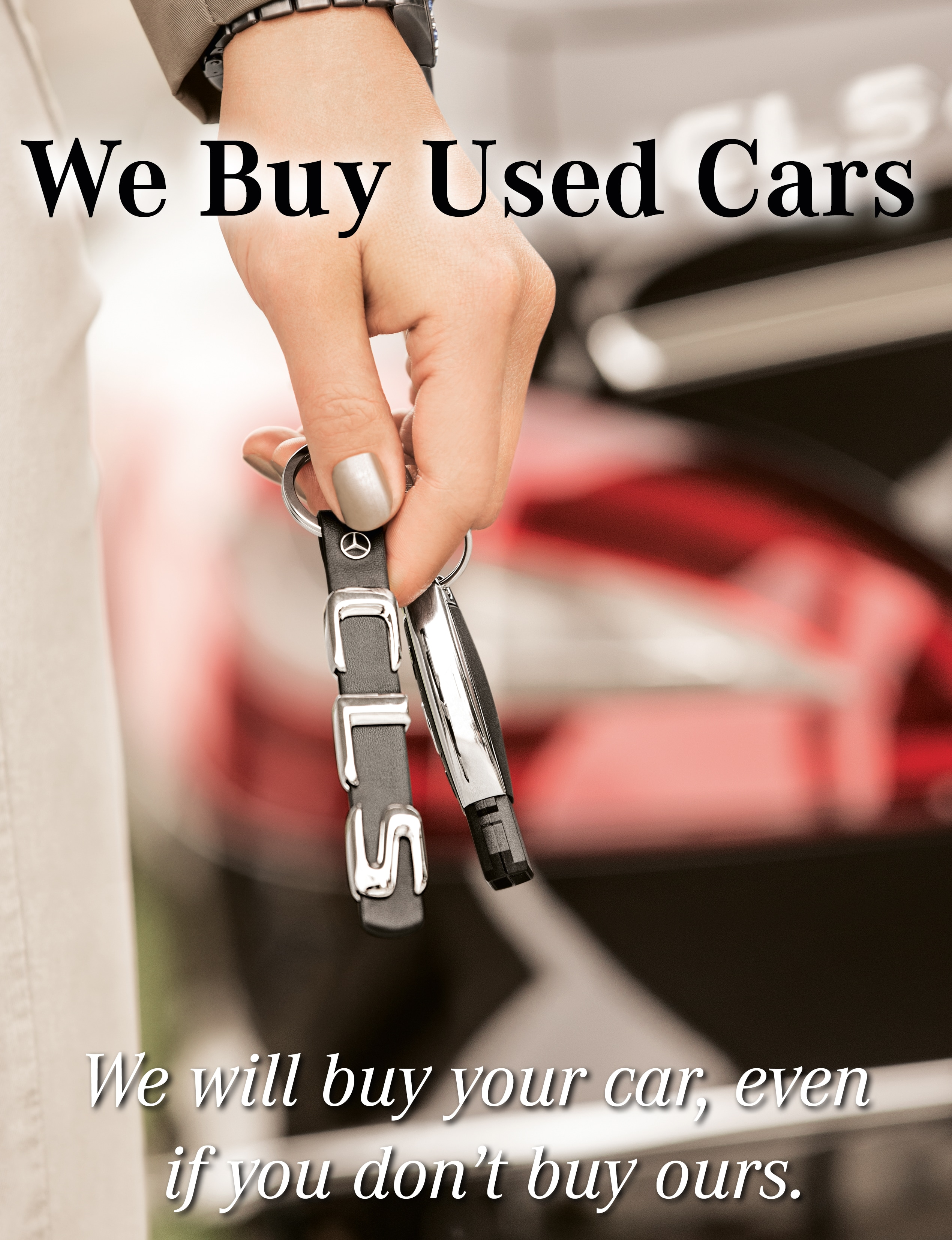 We Buy Used Cars - Sell Us Your Car in Oklahoma City