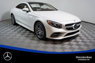 2018 Mercedes-Benz S-Class S 560 4matic® Coupe