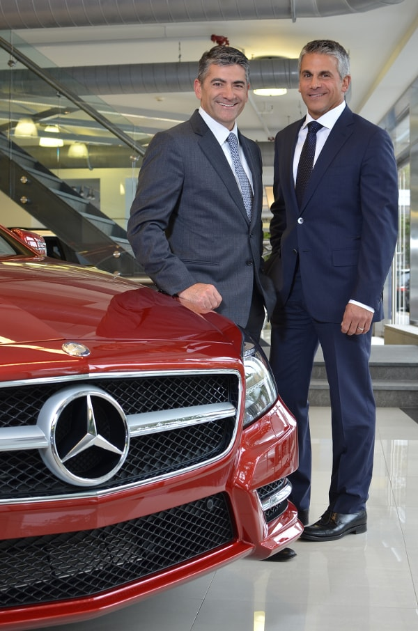 About Our Mercedes Benz Dealer In New York Luxury Car Dealership
