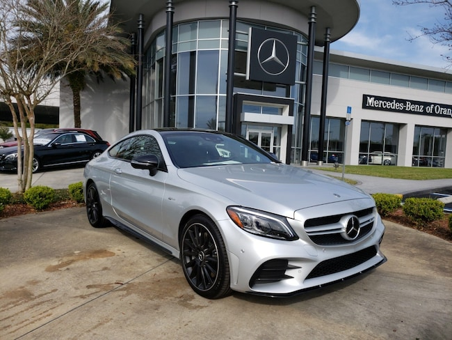 2019 Mercedes-Benz AMG C 43 4MATIC Coupe