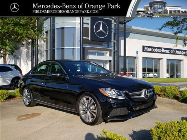 Good 2018 Mercedes Benz C Class C 300 Sedan