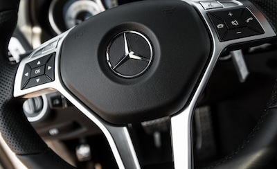 Genuine Mercedes-Benz Vehicle Accessories