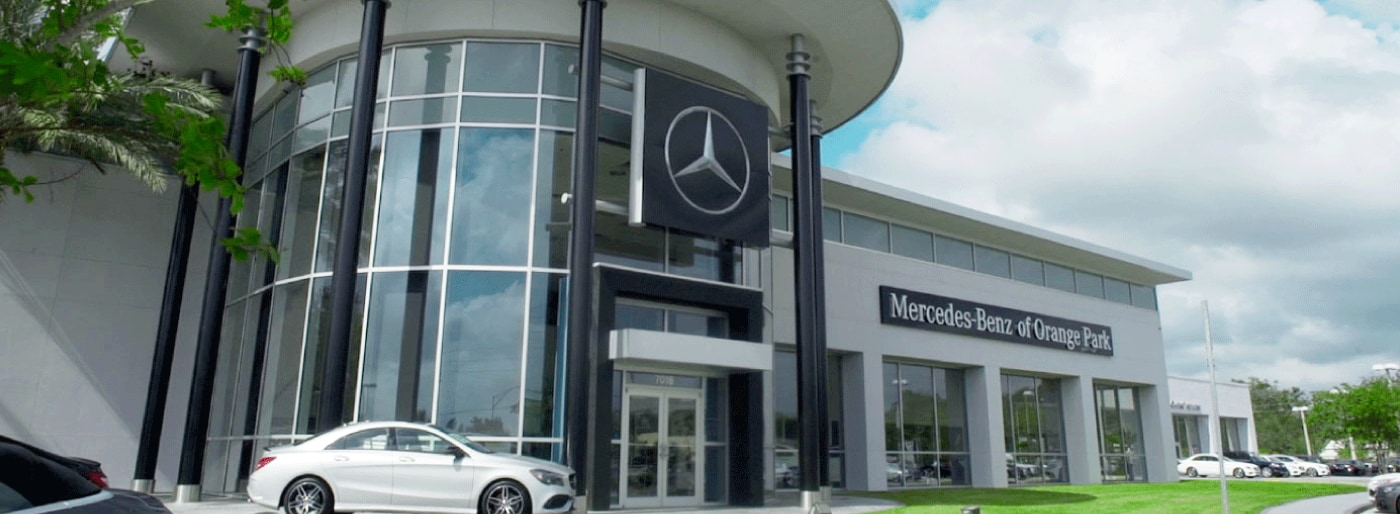 mercedes benz of orange park luxury car sales near lakeside fl. Black Bedroom Furniture Sets. Home Design Ideas