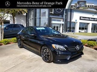 2017 Mercedes-Benz AMG C 43 4MATIC Sedan