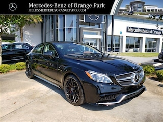 2017 Mercedes-Benz AMG CLS 63 S 4MATIC Coupe