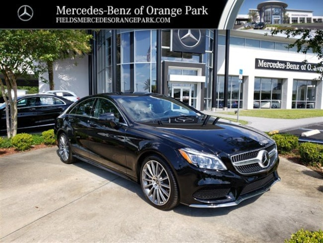 2018 Mercedes-Benz CLS 550 Coupe