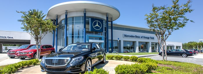 Mercedes benz of orange park new mercedes benz for Mercedes benz dealers in florida