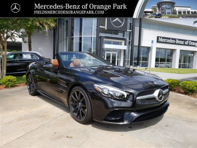 2017 Mercedes-Benz SL 550 Base (A9) Roadster