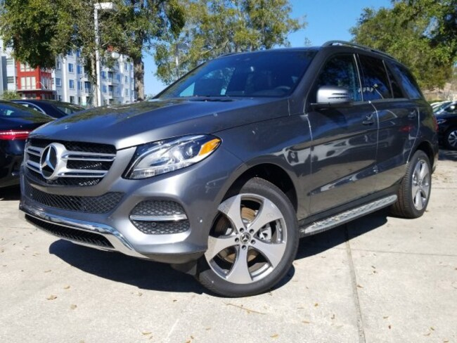 2019 Mercedes-Benz GLE 400 4MATIC SUV