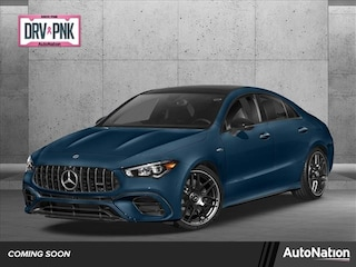 New 2022 Mercedes-Benz AMG CLA 45 4MATIC Sedan for sale in Maitland