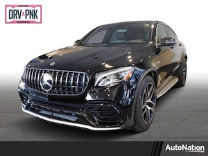 2019 Mercedes-Benz AMG GLC 63 4MATIC Coupe