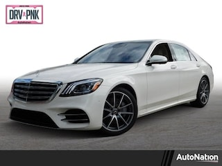 2019 Mercedes-Benz S-Class S 560 Sedan
