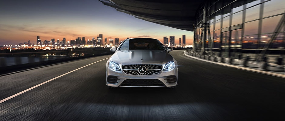 2018 Mercedes Benz E Class Coupe At Mercedes Benz Of Owings Mills