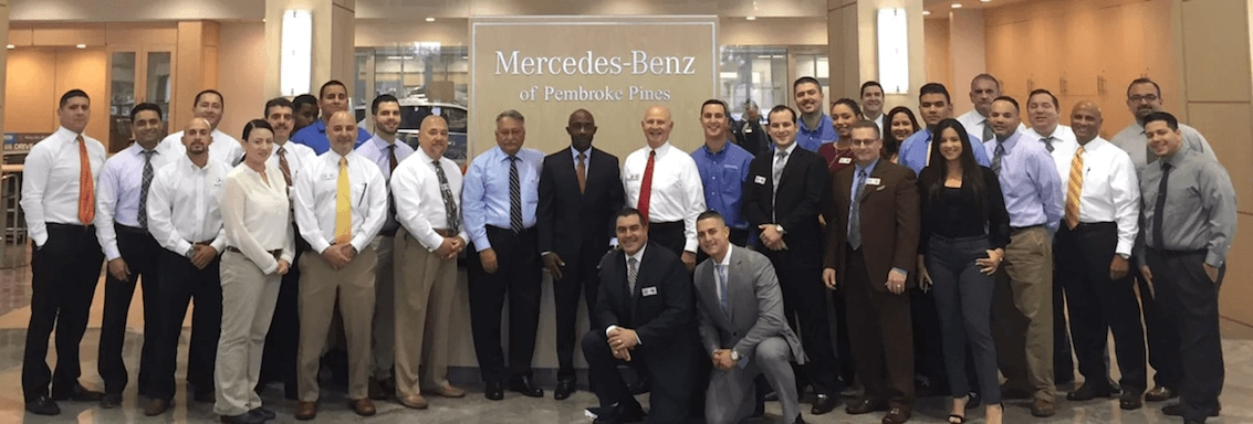 Personal de Mercedes-Benz of Pembroke Pines