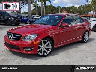 2014 Mercedes-Benz C-Class C 250 Sport Sedan