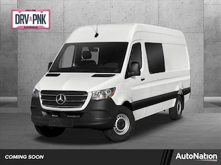 2021 Mercedes-Benz Sprinter 2500 High Roof I4 Diesel Van Crew Van