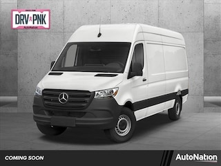 2021 Mercedes-Benz Sprinter 2500 High Roof I4 Diesel Van Cargo Van