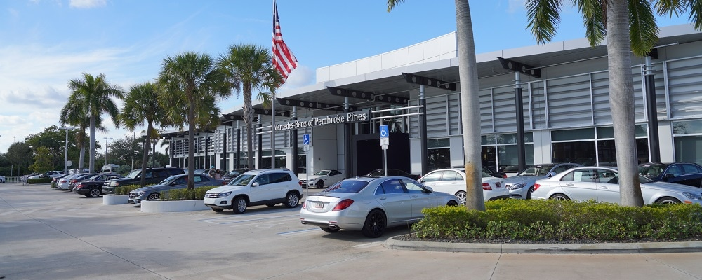 Mercedes benz dealer near me pembroke pines fl mercedes for Mercedes benz dealers in florida