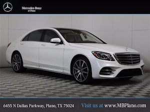 2020 Mercedes-Benz S-Class S 450 Sedan