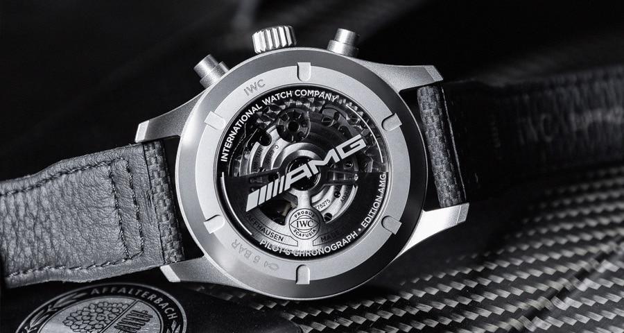 IWC Schaffhausen Mercedes-AMG watch