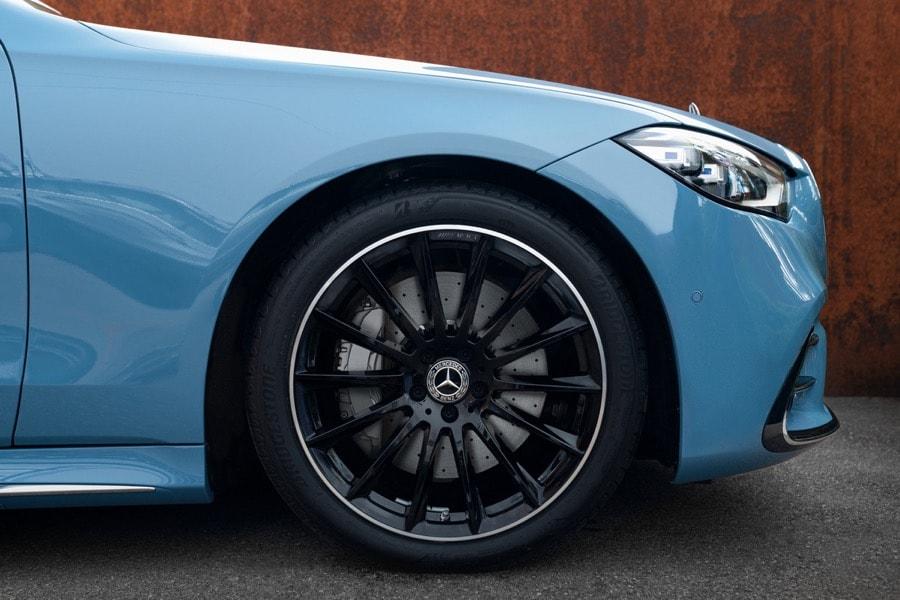 Mercedes-Benz Wheel Tire Promo