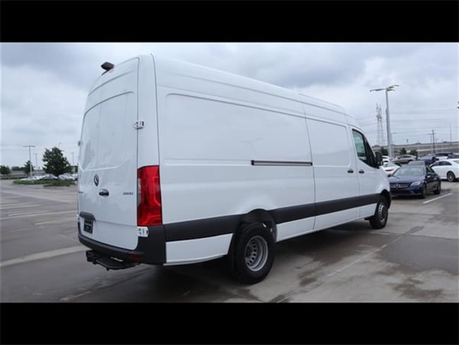 New 2019 Mercedes-Benz Sprinter 3500 For Sale at Mercedes-Benz of Plano |  VIN: WD4PF1CD5KP083670
