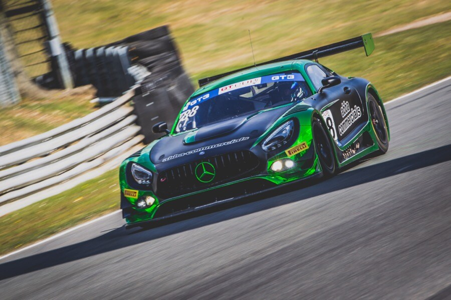 Mercedes-AMG GT3 Racing To Win