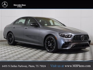 2021 Mercedes-Benz AMG E 53 4MATIC Sedan