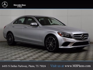 2021 Mercedes-Benz C-Class C 300 Sedan