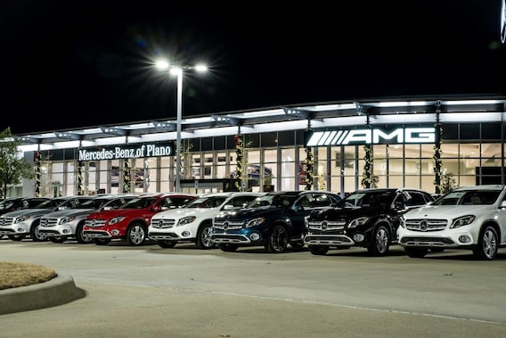 New Mercedes Benz And Used Vehicles New Car Dealership Dallas Area