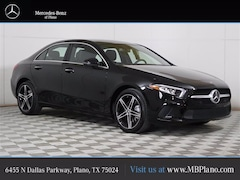 Used 2021 Mercedes-Benz A-Class A 220 Sedan For Sale in Plano, TX