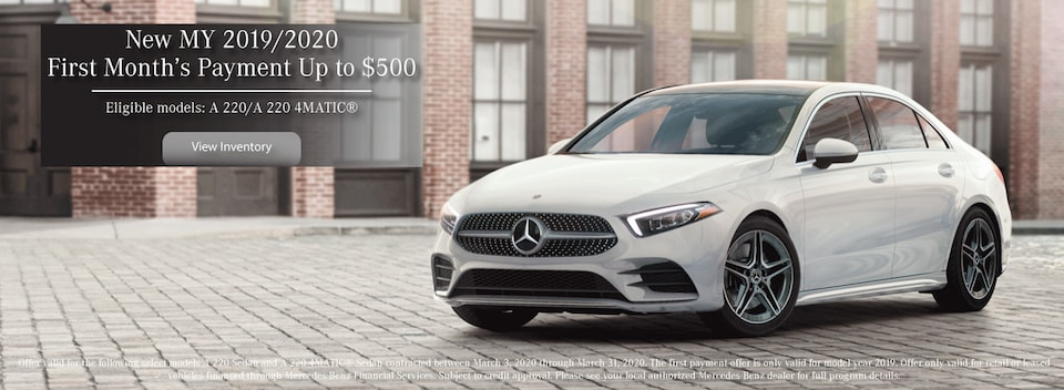 New MY 2019/2020 A 200/4MATIC