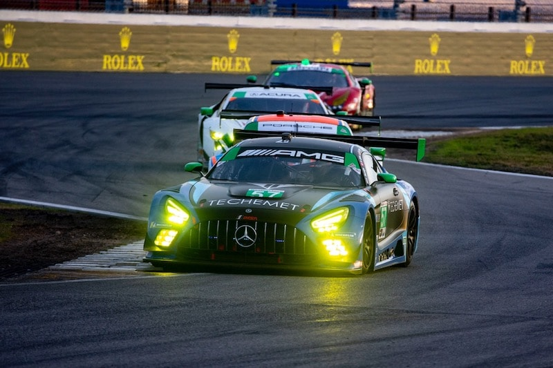 Mercedes-AMG GT3 Rolex 24 at Daytona