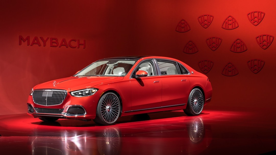 2021 Mercedes-Maybach S-Class Mercedes-Benz of Plano