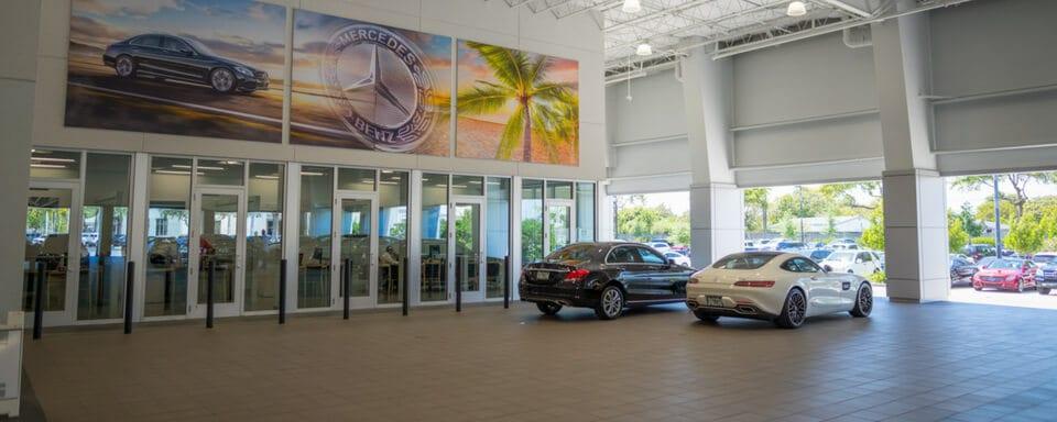 Mercedes-Benz Service, Maintenance, & Car Repair in Pompano Beach, FL