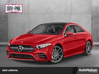 New 2021 Mercedes-Benz AMG A 35 4MATIC Sedan for sale in Reno