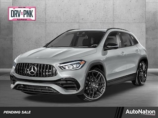 New 2022 Mercedes-Benz AMG GLA 45 4MATIC SUV for sale in Reno