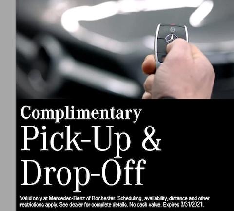 Pick-Up Drop-Off
