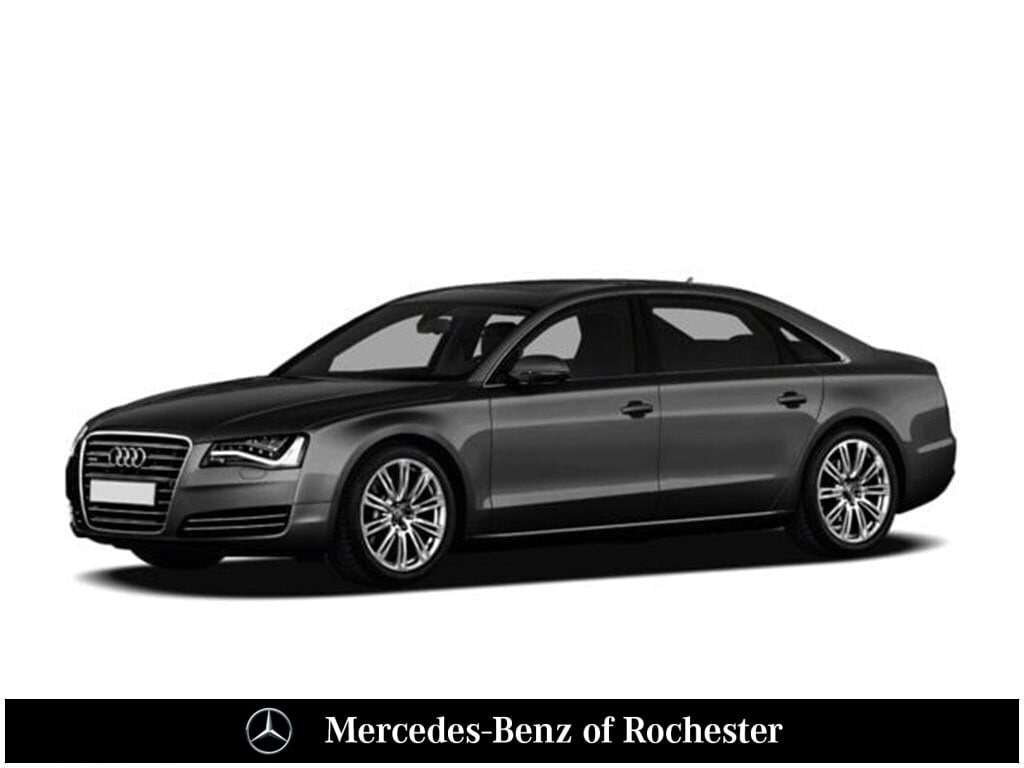Used 2011 Audi A8  with VIN WAURVAFD5BN019333 for sale in Rochester, Minnesota