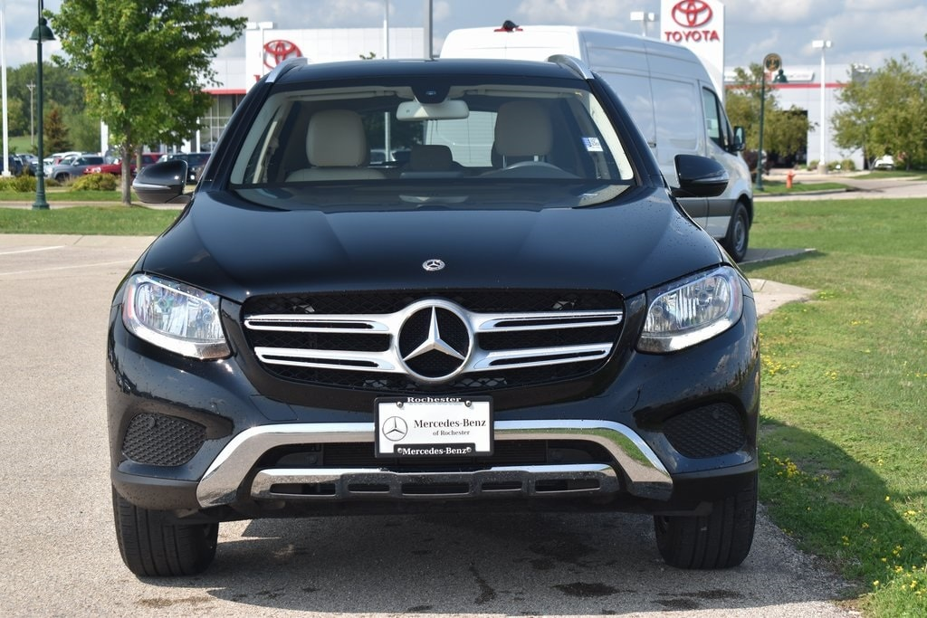 Certified 2019 Mercedes-Benz GLC-Class GLC300 with VIN WDC0G4KBXKV131745 for sale in Rochester, Minnesota