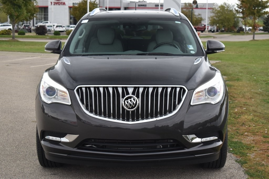 Used 2017 Buick Enclave Leather with VIN 5GAKRBKD2HJ110212 for sale in Rochester, Minnesota