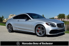 2020 Mercedes-Benz AMG C 63 S Coupe