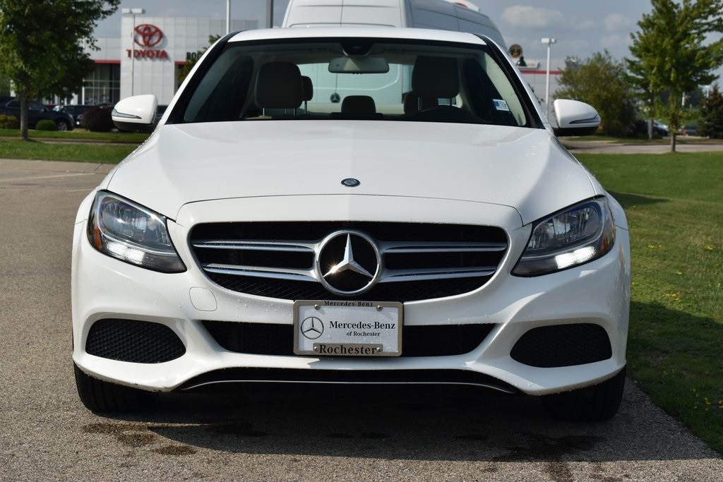 Used 2016 Mercedes-Benz C-Class C300 with VIN 55SWF4KB0GU111771 for sale in Rochester, Minnesota